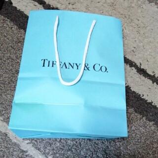 Tiffany & Co. - ティファニー ショップ紙袋