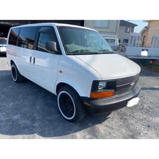 Chevrolet - 1996y シボレー アストロ カーゴフェイス 車検付 アメ車