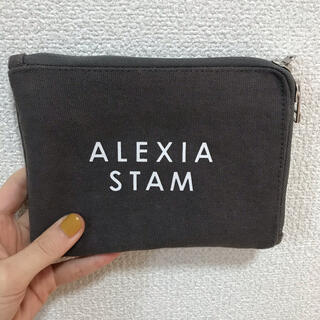 ALEXIA STAM - アリシアスタン  ポーチ