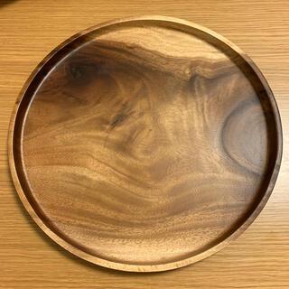 ムジルシリョウヒン(MUJI (無印良品))の無印良品 丸盆(テーブル用品)