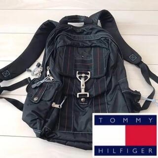 トミーヒルフィガー(TOMMY HILFIGER)のTOMMY HILFIGER トミーヒルフィガーリュック(バッグパック/リュック)