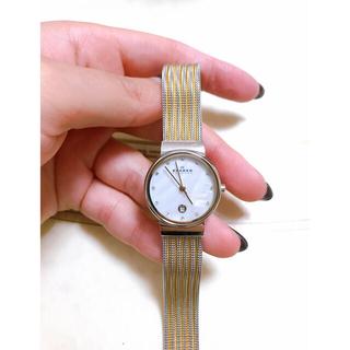 スカーゲン(SKAGEN)のスカーゲンレディース 腕時計(腕時計)