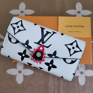 LOUIS VUITTON - ❣国内即発❣ 限定 セール♬ルイヴィトン、長財布♥小銭入れ 美品 送料無料