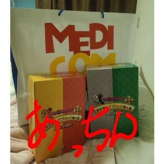 メディコムトイ(MEDICOM TOY)のBE@RBRICK 招き猫 金×赤  銀×黒 100%&400% セット(キャラクターグッズ)