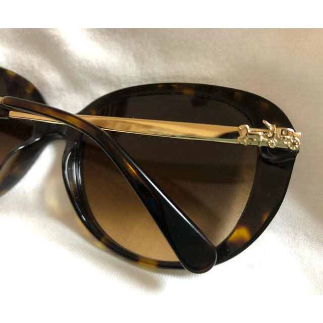 COACH(コーチ)のCOACH  コーチ サングラス レディースのファッション小物(サングラス/メガネ)の商品写真