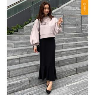 rienda - カットマーメイドH/W SK/カットマーメイドスカート 新品