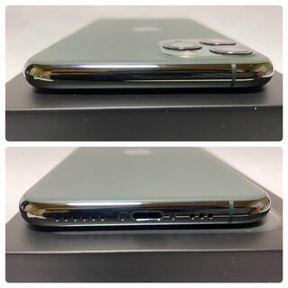 iPhone - 極上美品 国内版SIMフリー iPhone11 pro 256GB グリーン