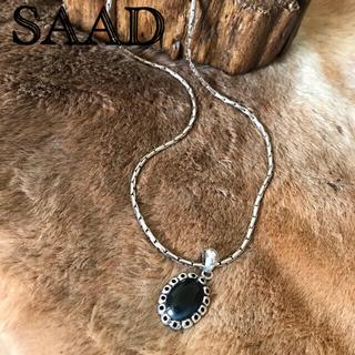 サード 天然石ネックレス