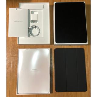 Apple - ★美品 iPad Pro11 128GB Wi-Fi 銀/Smart Folio