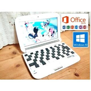 富士通 - オフィス2019・高速SSD搭載!富士通 FMV-BIBLO M/G30♪