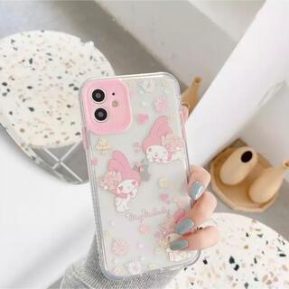 マイメロディ - 新品iPhone11ケースマイメロディサンリオSanrioマイメロスマホ