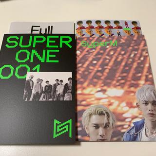 SuperM ブックレット One ver(アイドルグッズ)