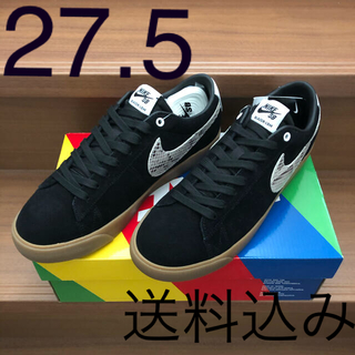 NIKE - WACKO MARIA x Nike SB Blazer Low