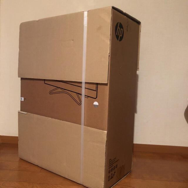 HP(ヒューレットパッカード)のHP デスクトップパソコン 6DV83AA-AAAA HP 2TB フルHD スマホ/家電/カメラのPC/タブレット(デスクトップ型PC)の商品写真