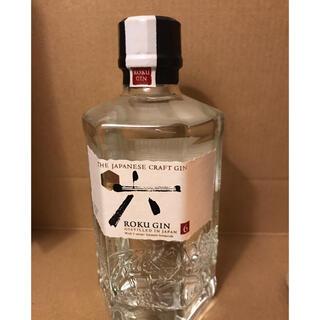 サントリー(サントリー)のジャパニーズクラフトジンROKU200ml瓶×2本 サントリー(蒸留酒/スピリッツ)