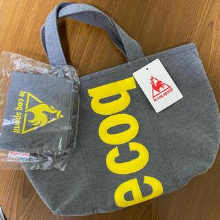 ルコックスポルティフ(le coq sportif)のルコック トートバッグ ポーチ付き(トートバッグ)