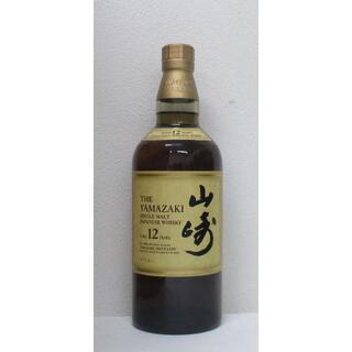 サントリー - 【サントリー】 ウイスキー 山崎 12年 マイレージ付き