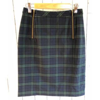 ミッシェルクラン(MICHEL KLEIN)の膝丈スカート【ミッシェルクラン】(ひざ丈スカート)