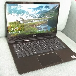 デル(DELL)のDELL Inspiron 13 7000 2-in-1 BK(ノートPC)