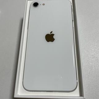 Apple - iPhone SE 2 ホワイト 64gb 新品同様 simフリー 本体