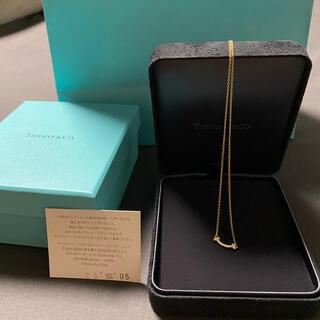 Tiffany & Co. - ティファニースマイルミニペンダント