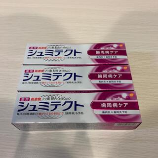 アースセイヤク(アース製薬)のシュミテクト90g 1個(歯磨き粉)