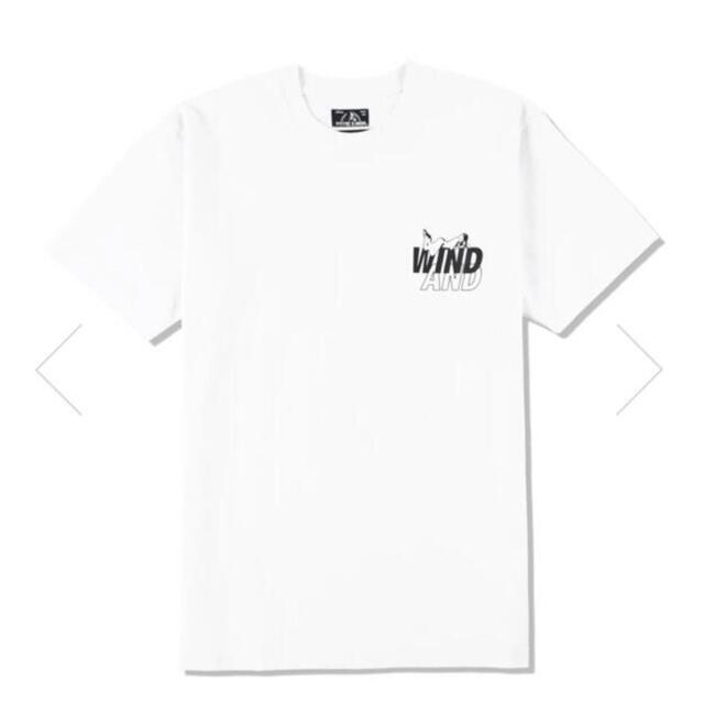HYSTERIC GLAMOUR(ヒステリックグラマー)のヒステリックグラマー×WIND AND SEA tee メンズのトップス(Tシャツ/カットソー(半袖/袖なし))の商品写真