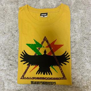 STUSSY - 超美品⭐︎ sarcastic カラシ Tシャツ