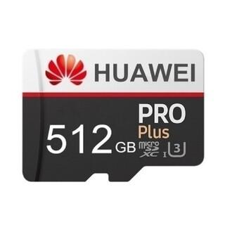 新品 HUAWEI 512GB 大容量 microSDカード  512gb