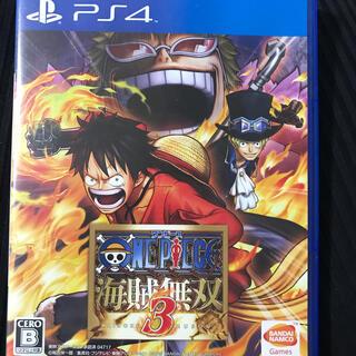 プレイステーション4(PlayStation4)のワンピース 海賊無双3 (家庭用ゲームソフト)