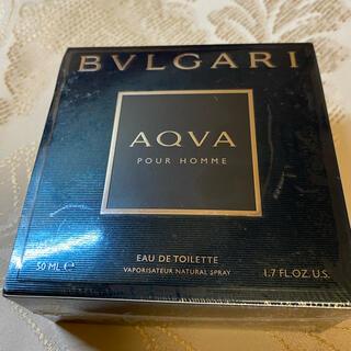 ブルガリ(BVLGARI)のユッチリ様専用‼️⭐️値下げ⭐️ブルガリ AQVA アクア 未開封品(その他)
