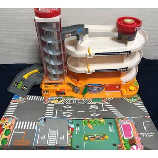 タカラトミー(Takara Tomy)のトミカ スーパーオートトミカビル 100万台突破記念 初代カラーVer.(その他)