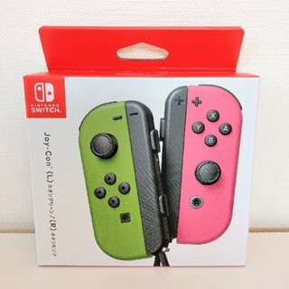 Nintendo Switch - 【新品未開封】Switch Joy-Con (L)(R) ジョイコン ネオン