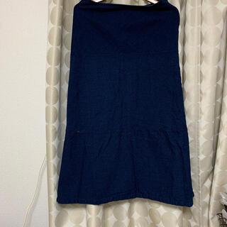 フォーティファイブアール(45R)の美品✧︎*。インディゴスカート(ロングスカート)