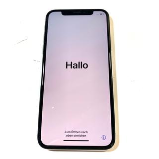Apple - iPhone X 64GB SIMフリー Silver 画面新品