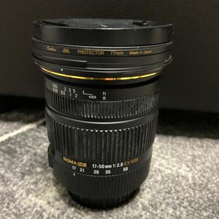 SIGMA - SIGMA Canon用 AF 17-50MM F/2.8