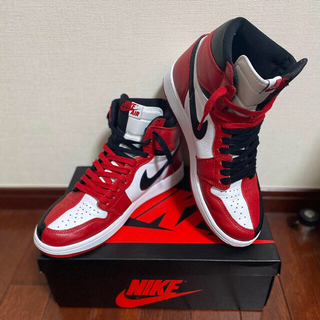 NIKE - NIKE AIR JORDAN1 HOMAGE TO HOME