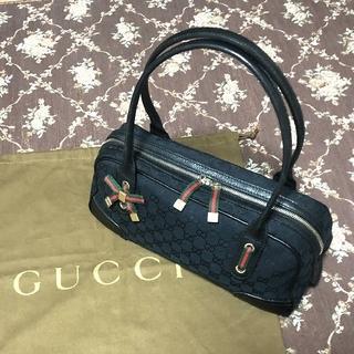 Gucci - GUCCI グッチ ハンドバッグ 美品