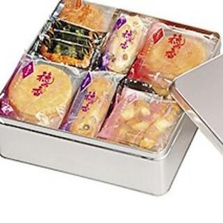 カメダセイカ(亀田製菓)の亀田製菓せんべいセット(菓子/デザート)