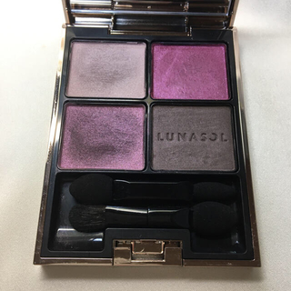 LUNASOL - アイカラーレーション EX07 ピンクアガット ルナソル