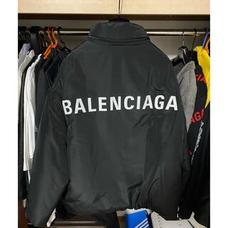 バレンシアガ(Balenciaga)の⭐︎最終価格⭐︎ 国内正規品 BALENCIAGA ダウンジャケット 44(ダウンジャケット)