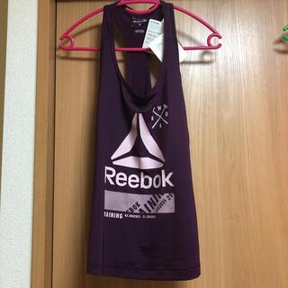 リーボック(Reebok)の新品✨リーボックレディースタンクトップ(タンクトップ)