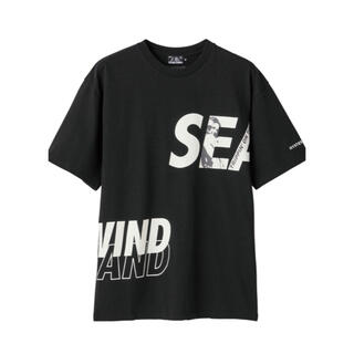 HYSTERIC GLAMOUR - HYSTERIC GLAMOUR/WIND AND SEA Tシャツ