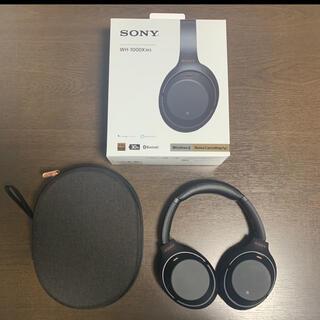 SONY - WH-1000XM3 ブラック