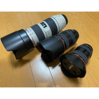 Canon - canon初代大三元レンズ