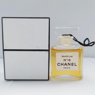 CHANEL - ココ・シャネル最後の傑作 CHANEL no.19 パフューム パルファン 香水