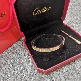 Cartier - 激売れ!Cartierカルティエ ブレスレット ゴールド エレガント