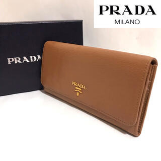 PRADA - 【正規品】美品✨PRADA プラダ 長財布