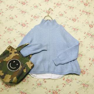 UNITED ARROWS - ユナイテッドアローズ ニット 水色 セット セーター