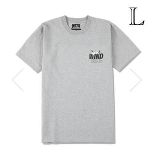 HYSTERIC GLAMOUR - WIND AND SEA × HYSTERIC GLAMOUR  Tシャツ